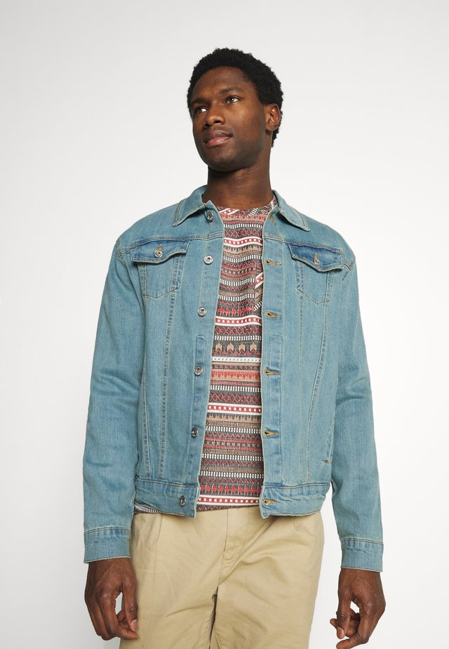 SDPEYTON - Denim jacket - light vintage blue denim