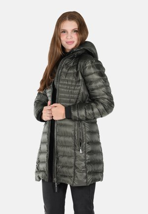 Winter jacket - stone grey