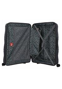 Hardware - TOKYO - Wheeled suitcase - dark grey - 5
