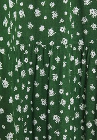 Even&Odd Curvy - Day dress - green/white - 4
