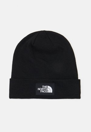 DOCK WORKER BEANIE - Lue - black