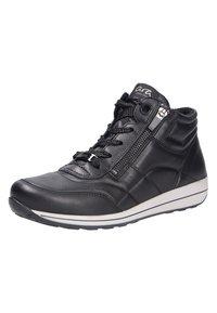 ara - COMFORT - Höga sneakers - schwarz - 2