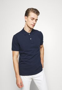 GAP - SOLID - Polo shirt - tapestry navy - 3