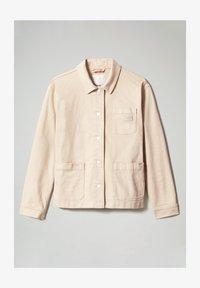 Napapijri - ALIE - Denim jacket - natural beige - 6
