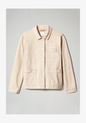 ALIE - Denim jacket - natural beige