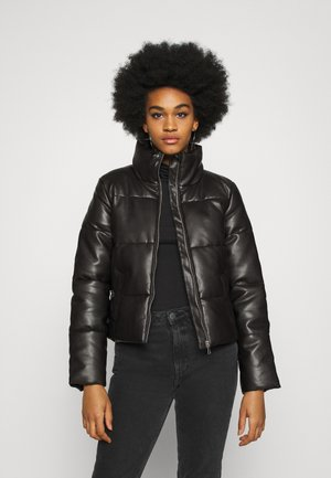JDYTRIXIE JACKET - Winterjas - black