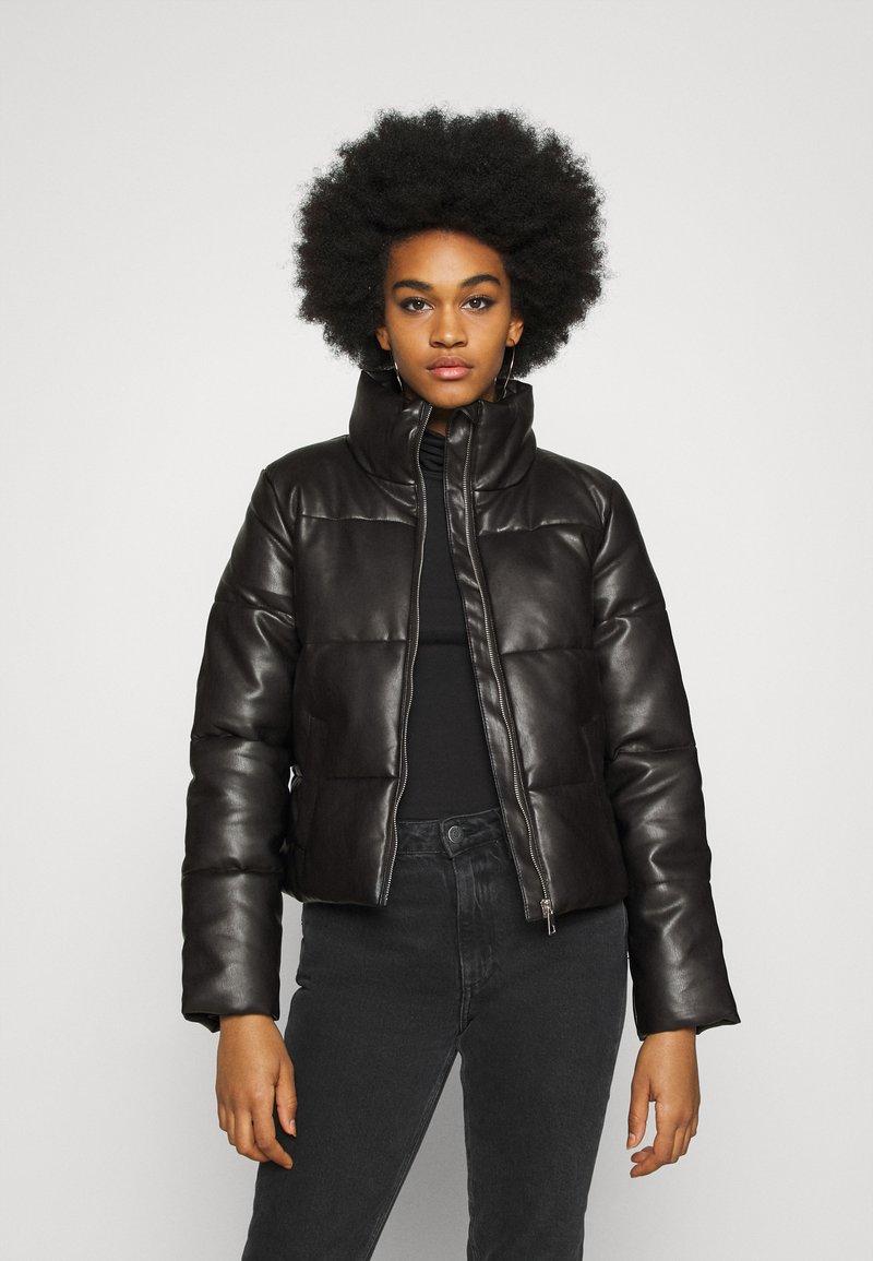 JDY - JDYTRIXIE JACKET - Winter jacket - black