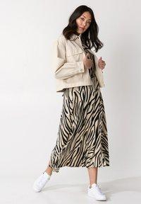 Indiska - LOU - Summer jacket - beige - 5