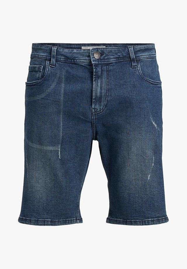 JEANSSHORTS JUNIOR - Denim shorts - medium blue denim