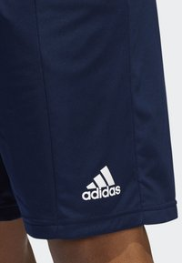 adidas Performance - SPORT 3-STRIPES SHORTS - Sports shorts - blue - 5