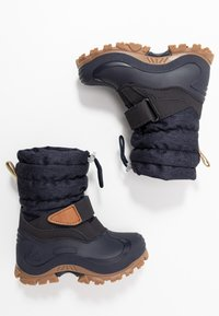 Lurchi - FINN - Winter boots - navy - 0