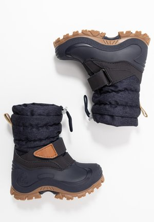 FINN - Winter boots - navy