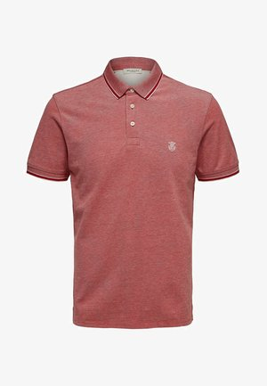 SLHTWIST  - Polo shirt - goji berry