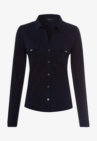 zero - Button-down blouse - dark blue - 4