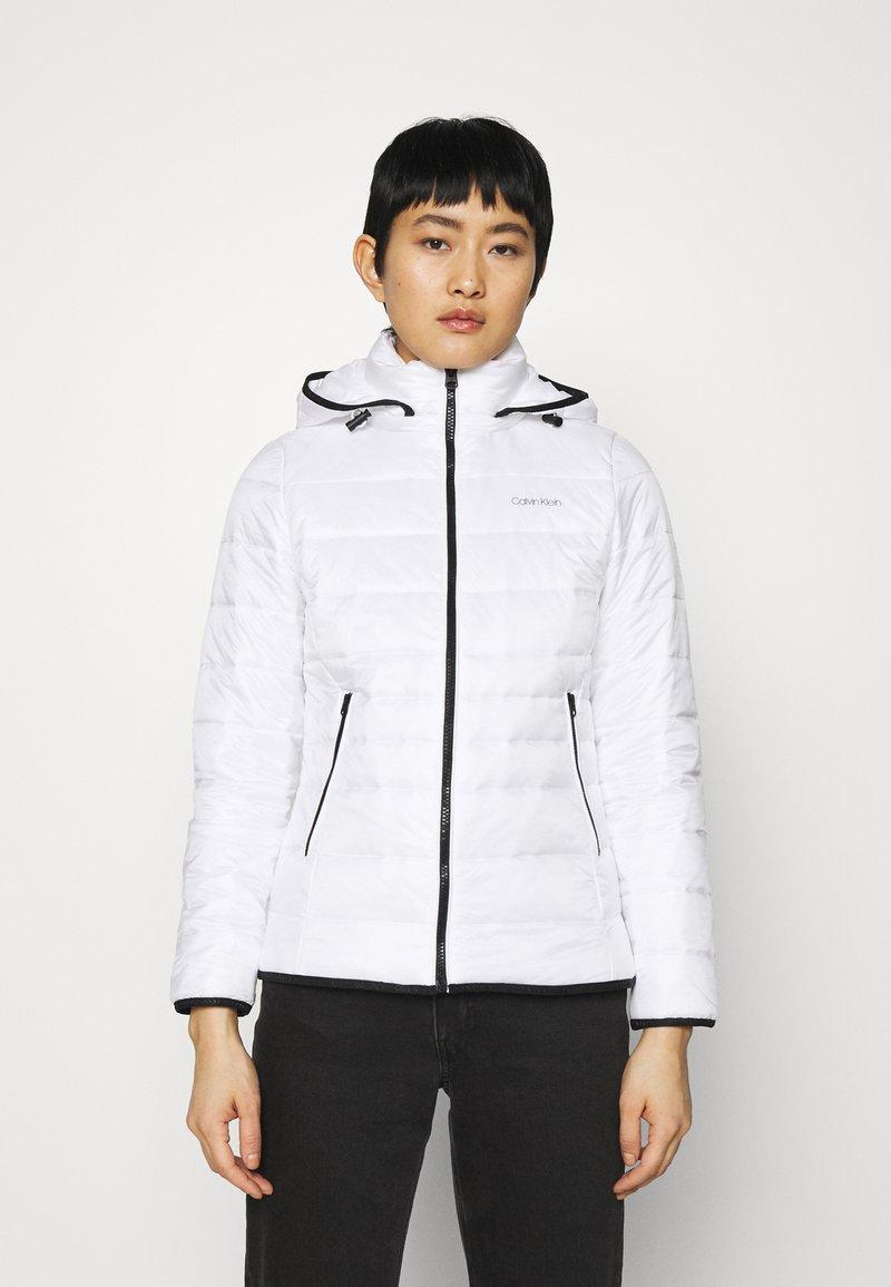 Calvin Klein - Light jacket - offwhite