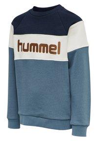 Hummel - CLAES  - Sweatshirt - china blue - 2