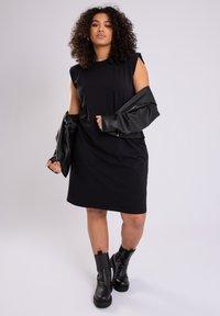 MS Mode - Robe d'été - black - 1