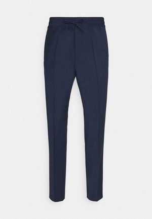 HOWARD - Trousers - open blue