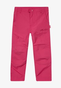 TrollKids - KIDS HAMMERFEST PRO SLIM FIT - Kalhoty - rubine red - 2