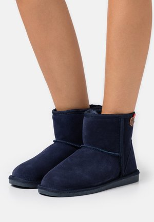 WINTER - Classic ankle boots - marine