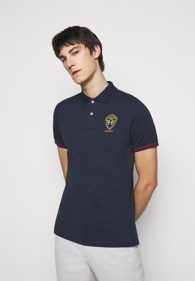 BLACKWATCH CREST - Piké - navy