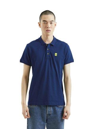 Polo shirt - blu medio