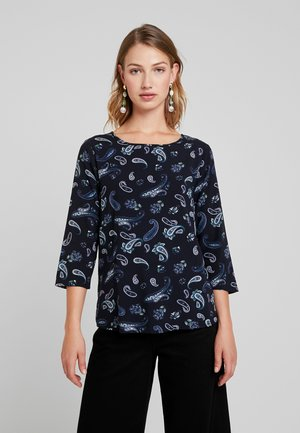 ONLNOVA SLEEVE - Blouse - dark navy