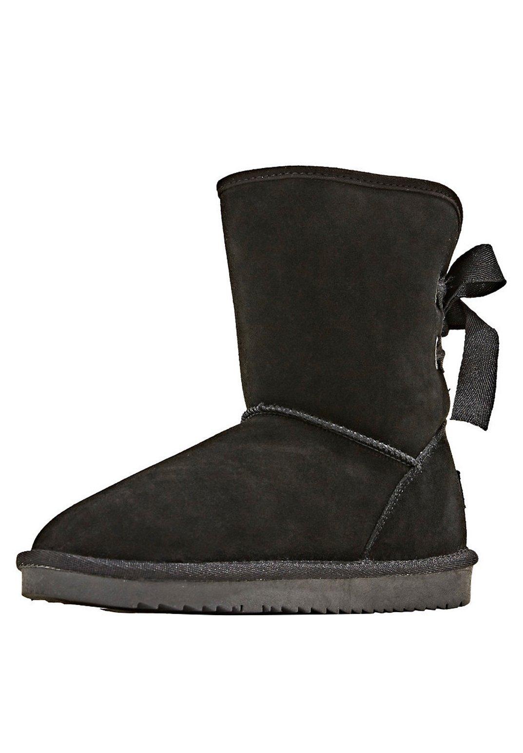 Esprit Snowboot/Winterstiefel black/schwarz