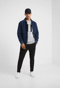 Les Deux - ENCORE - Sweatshirts - grey melange / black - 1