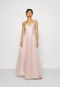Luxuar Fashion - Vestido de fiesta - pink light - 0