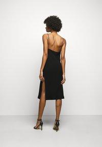Iro - MORPHEA DRESS - Shift dress - black - 2