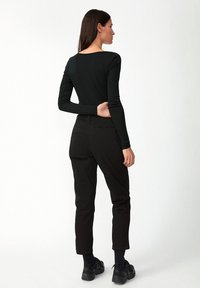 ARMEDANGELS - EVVAA  - Long sleeved top - black - 2