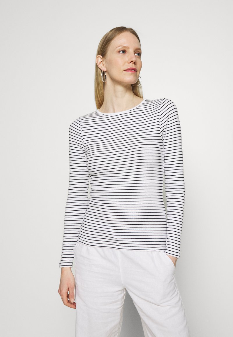 Marks & Spencer London - Camiseta de manga larga - white