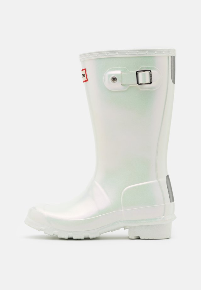 ORIGINAL KIDS  - Wellies - silver