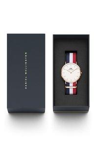 Daniel Wellington - CLASSIC CAMBRIDGE 40MM - Watch - roségoldfarben - 1