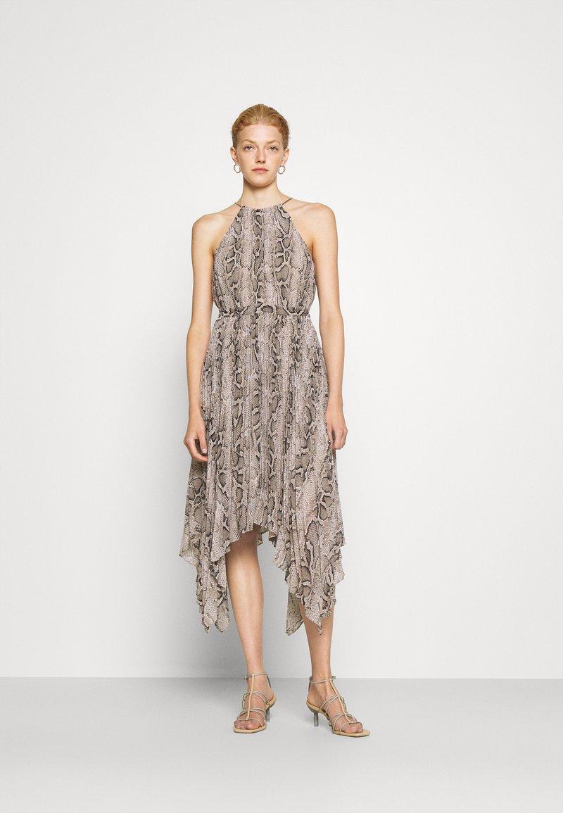 MICHAEL Michael Kors - SUPER SNAKE CHAIN - Cocktail dress / Party dress - dune
