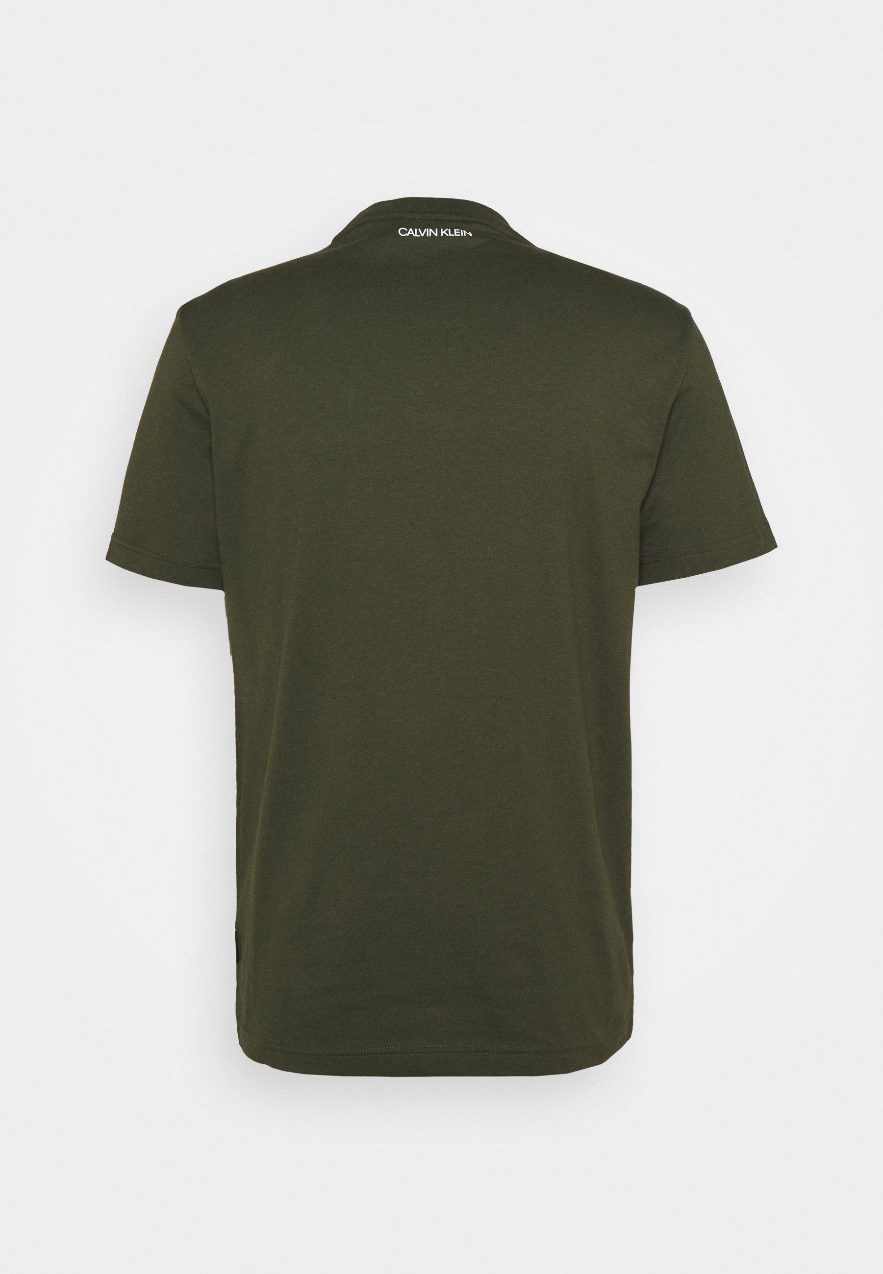 Men REFLECTIVE POCKET - Print T-shirt