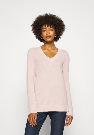 BELLA - Pullover - dull rose