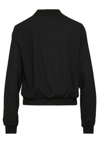 Vero Moda - VMISABEL JACKET COLOR - Bomber Jacket - black - 1