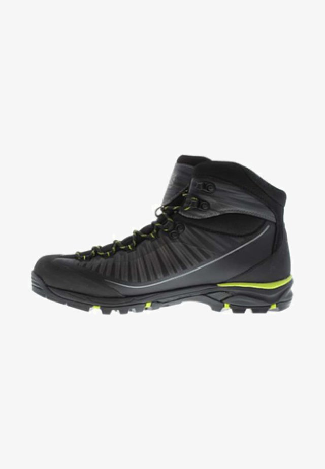 TIGER  - Chaussures de marche - black