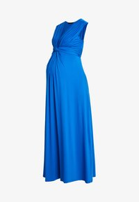 Pietro Brunelli - PAPAVER NURSING - Maxi dress - blue pacific - 3