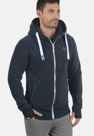 FLEECEJACKE LOKI - Fleece jacket - dark blue