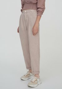 PULL&BEAR - Trousers - rose - 0