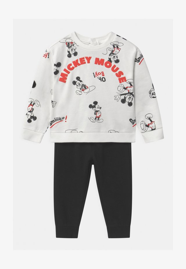 MICKEY SET  - Sweatshirt - snow white
