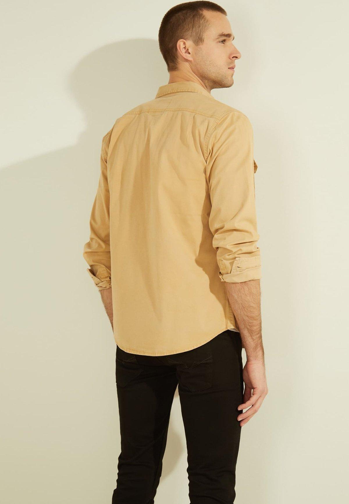 Uomo SLIM TASCHEN - Camicia