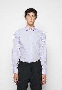 HUGO - KASON - Formální košile - light/pastel purple - 0