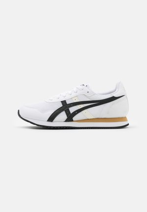 TIGER RUNNER - Trainers - white/black