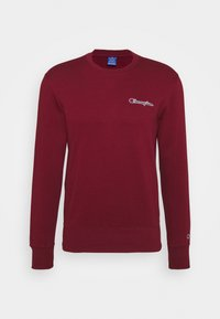 Champion - ROCHESTER CREWNECK  - Mikina - dark red - 4