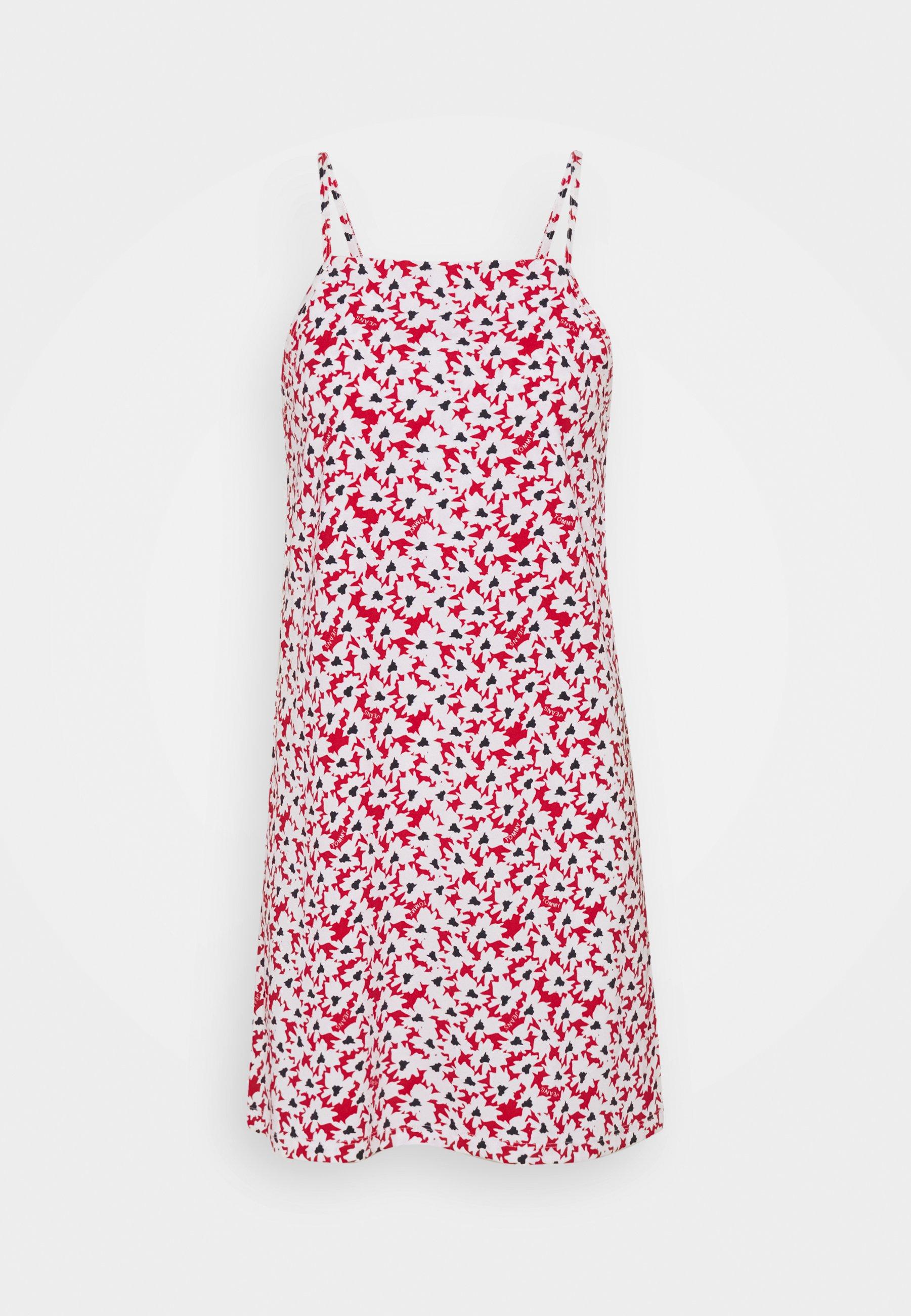 Women MINI SLIP DRESS - Jersey dress