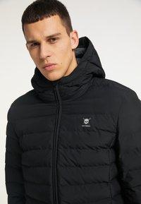 TUFFSKULL - Winter jacket - schwarz - 3